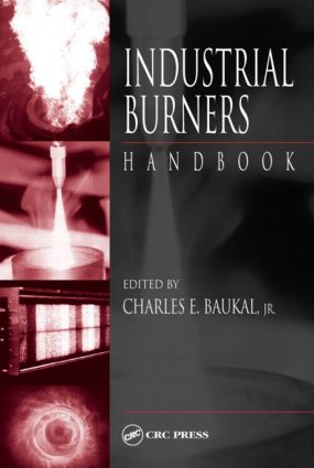 Industrial Burners Handbook book cover