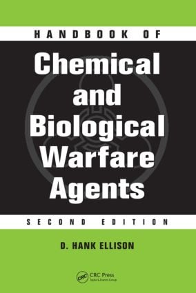 Handbook of Chemical and Biological Warfare Agents: 2nd Edition (Hardback) book cover