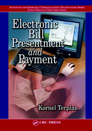 Electronic Bill Presentment and Payment book cover
