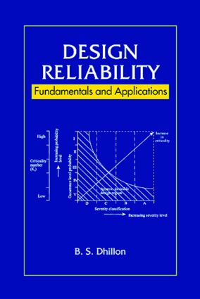 Design Reliability: Fundamentals and Applications, 1st Edition (Hardback) book cover