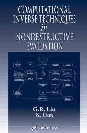 Computational Inverse Techniques in Nondestructive Evaluation: 1st Edition (Hardback) book cover