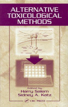 Alternative Toxicological Methods: 1st Edition (Hardback) book cover