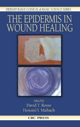 The Epidermis in Wound Healing (Hardback) book cover