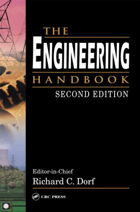 The Engineering Handbook: 2nd Edition (Hardback) book cover