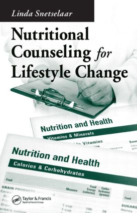 Nutritional Counseling for Lifestyle Change: 1st Edition (Paperback) book cover