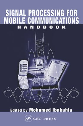 Signal Processing for Mobile Communications Handbook: 1st Edition (Hardback) book cover
