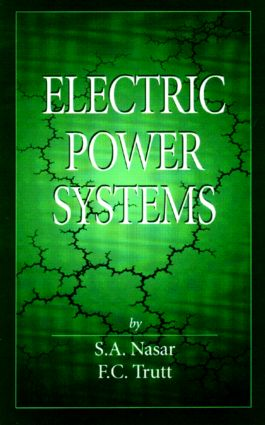 Electric Power Systems: 1st Edition (Hardback) book cover