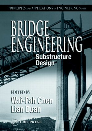 Bridge Engineering: Substructure Design, 1st Edition (Hardback) book cover
