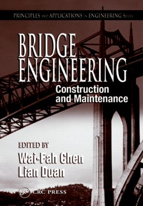 Bridge Engineering: Construction and Maintenance, 1st Edition (Hardback) book cover
