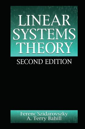 Linear Systems Theory: 2nd Edition (Hardback) book cover