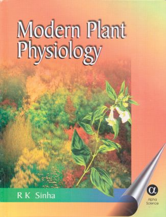 Modern Plant Physiology: 1st Edition (Hardback) book cover