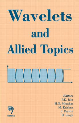 Wavelets and Allied Topics: 1st Edition (Hardback) book cover