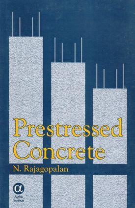 Prestressed Concrete: 1st Edition (Hardback) book cover