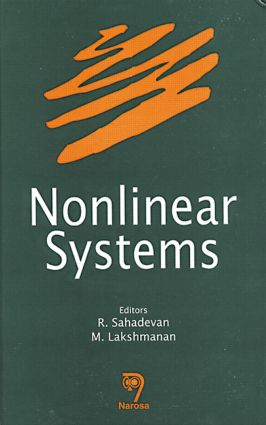 Nonlinear Systems: 1st Edition (Hardback) book cover