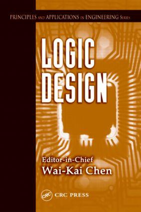 Logic Design: 1st Edition (Hardback) book cover