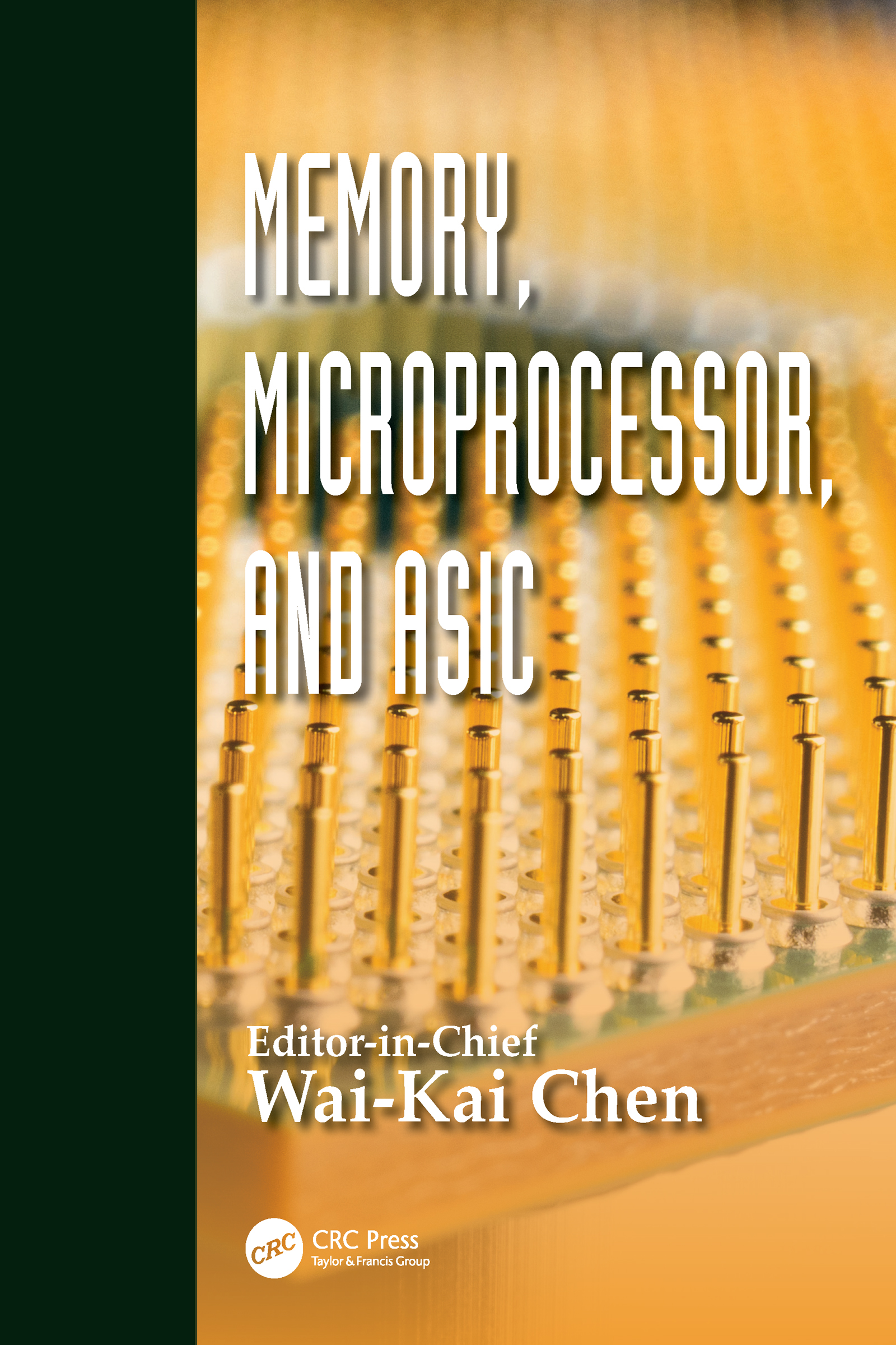 Memory, Microprocessor, and ASIC book cover