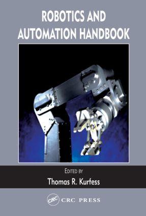 Robotics and Automation Handbook: 1st Edition (Hardback) book cover