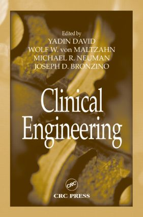 Clinical Engineering (Hardback) book cover