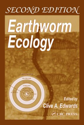 Earthworm Ecology: 2nd Edition (Hardback) book cover