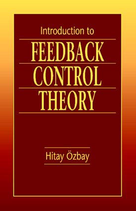 Introduction to Feedback Control Theory: 1st Edition (Hardback) book cover