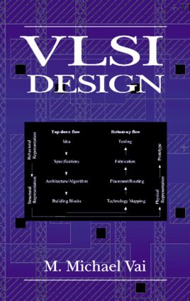 VLSI Design: 1st Edition (Hardback) book cover