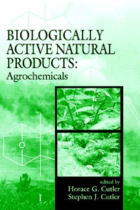Biologically Active Natural Products: Agrochemicals, 1st Edition (Hardback) book cover