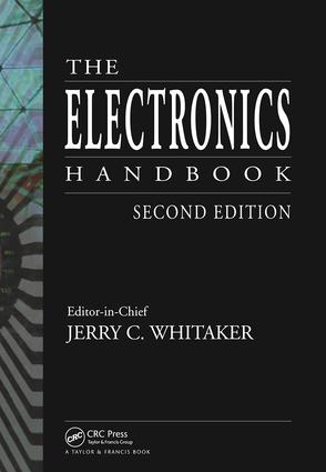 The Electronics Handbook, Second Edition book cover