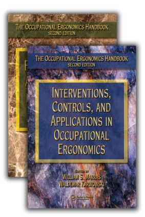 The Occupational Ergonomics Handbook, Second Edition, Two Volume Set book cover
