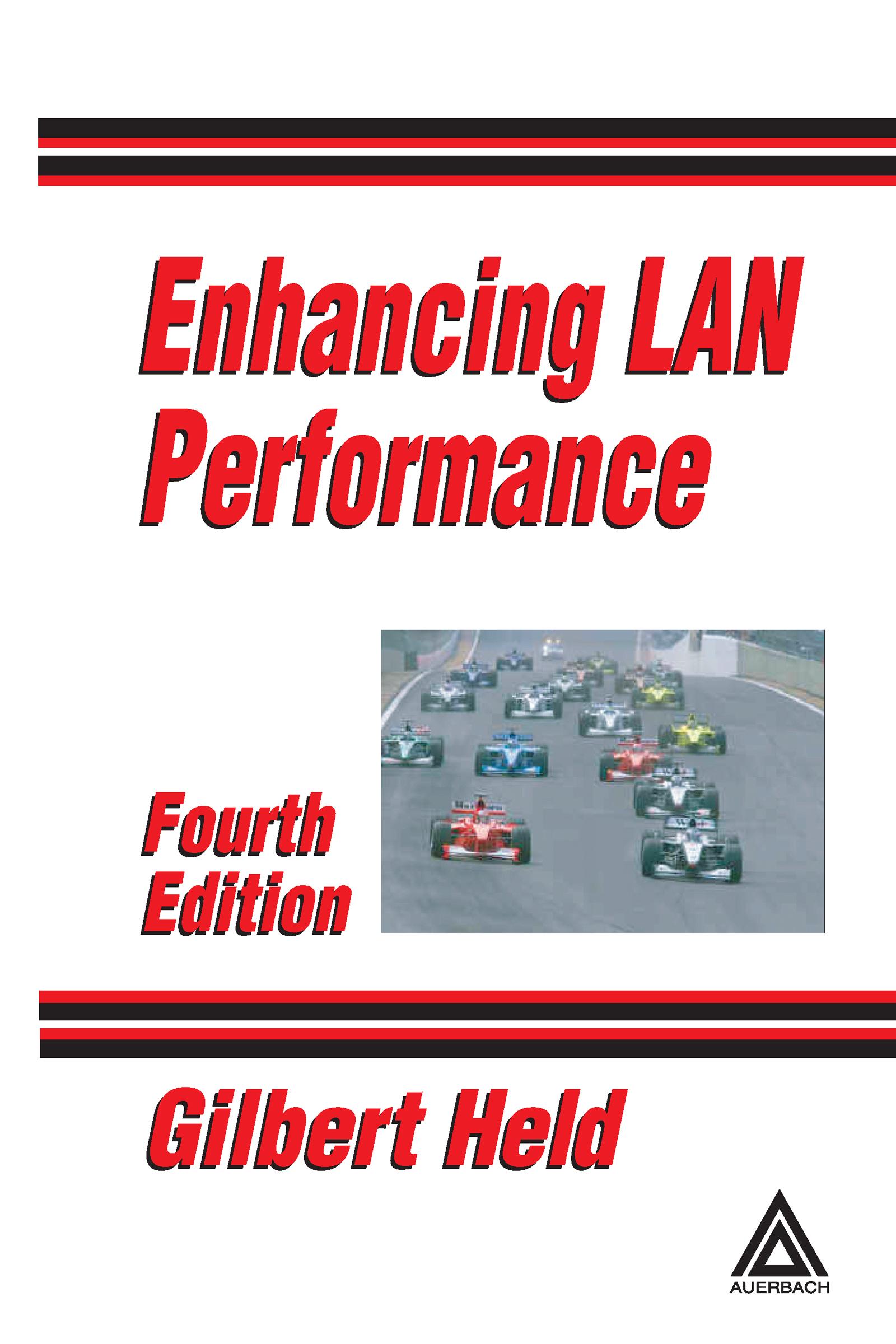 Enhancing LAN Performance: 1st Edition (Hardback) book cover