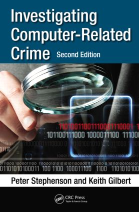 Investigating Computer-Related Crime, Second Edition: 2nd Edition (Hardback) book cover