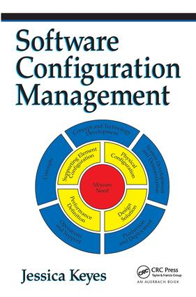 Software Configuration Management: 1st Edition (Hardback) book cover
