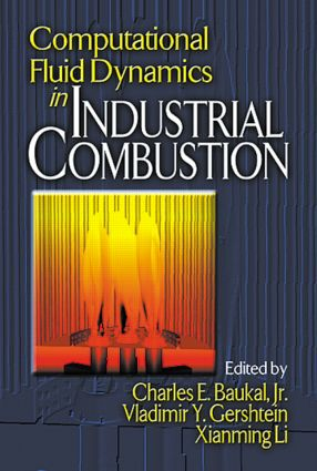 Computational Fluid Dynamics in Industrial Combustion book cover