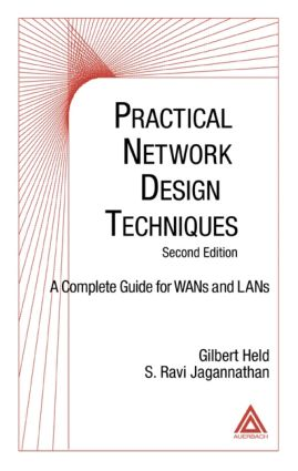 Practical Network Design Techniques: A Complete Guide For WANs and LANs, 2nd Edition (Hardback) book cover