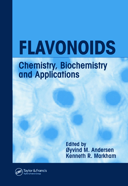 Flavonoids: Chemistry, Biochemistry and Applications, 1st Edition (Hardback) book cover