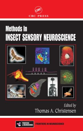 Methods in Insect Sensory Neuroscience: 1st Edition (Hardback) book cover