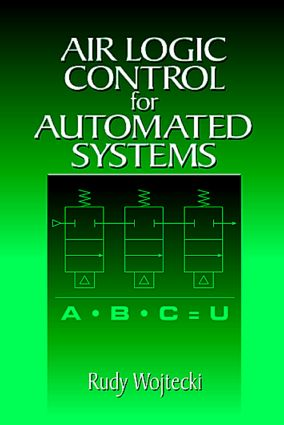 Air Logic Control for Automated Systems: 1st Edition (Hardback) book cover