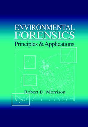 Environmental Forensics: 1st Edition (Hardback) book cover