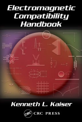 Electromagnetic Compatibility Handbook: 1st Edition (Hardback) book cover