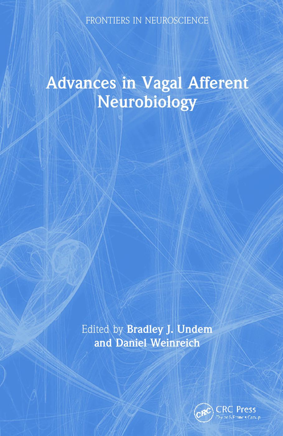 Advances in Vagal Afferent Neurobiology: 1st Edition (Hardback) book cover