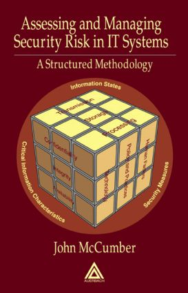 Assessing and Managing Security Risk in IT Systems: A Structured Methodology, 1st Edition (Hardback) book cover