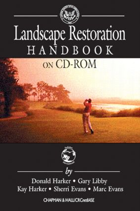 USGA Restoration Handbook on CD-ROM: 1st Edition (CD-ROM) book cover