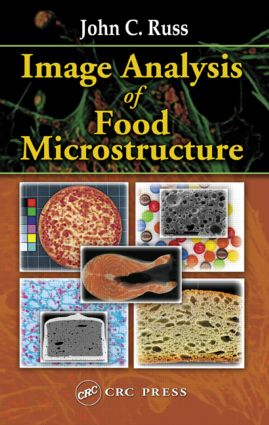 Image Analysis of Food Microstructure: 1st Edition (Hardback) book cover