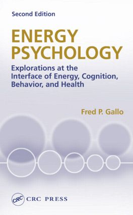 Energy Psychology: 2nd Edition (Hardback) book cover
