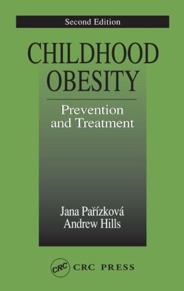 Childhood Obesity Prevention and Treatment book cover