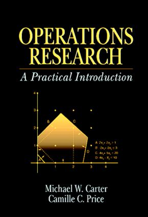 Operations Research: A Practical Introduction book cover