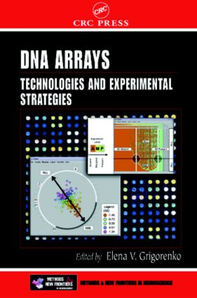 DNA Arrays: Technologies and Experimental Strategies, 1st Edition (Hardback) book cover