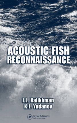 Acoustic Fish Reconnaissance: 1st Edition (Hardback) book cover