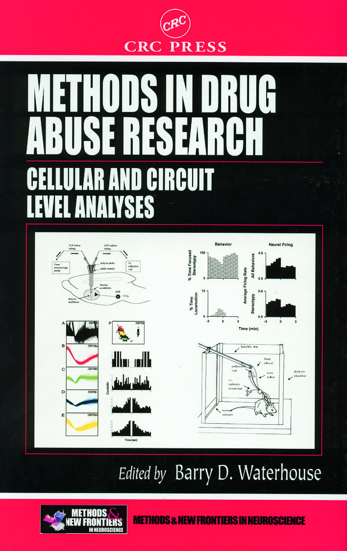 Methods in Drug Abuse Research: Cellular and Circuit Level Analyses book cover