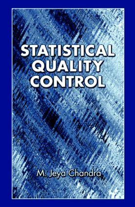 Statistical Quality Control: 1st Edition (Hardback) book cover