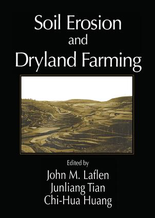 Soil Erosion and Dryland Farming: 1st Edition (e-Book) book cover